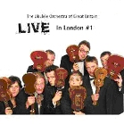 Live in London #1-The Ukulele Orchestra of Great Britain